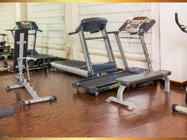 Gym Inside Orana Hotels & Resort